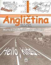 Angličtina pro 4.r.ZŠ Metodická kniha pro učitele