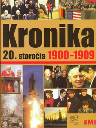 Kronika 20. storočia 1900 - 1909