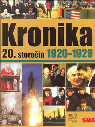 Kronika 20. storočia 1920 - 1929