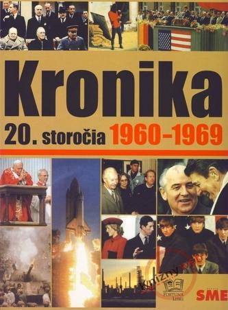 Kronika 20. storočia 1960-1969 - 7. zväzok