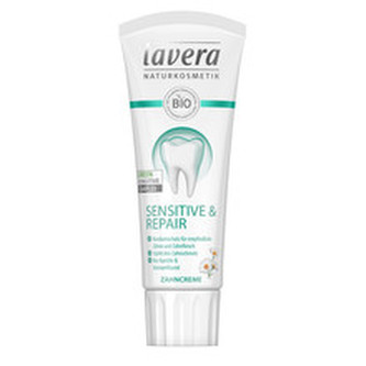Lavera Zubní pasta Sensitive & Repair 75 ml unisex