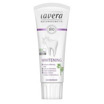 Lavera Bělicí zubní pasta s bambusem Whitening 75 ml unisex