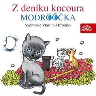 Z deníku kocoura Modroočka - CD - Kolář Josef