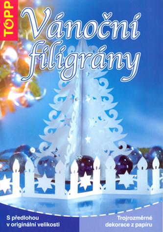 Vánoční filigrány
