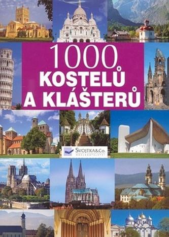 1000 kostelů a klášterů