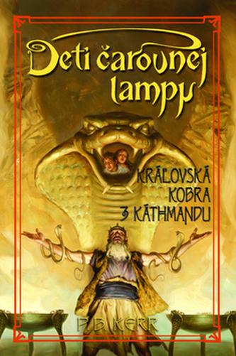 Deti čarovnej lampy Krážovská kobra z Káthmandu