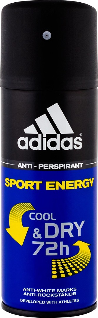 Adidas Sport Energy C&D 72h DEO 150 ml pro muže