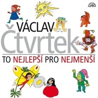 To nejlepší pro nejmenší - CD - Václav Čtvrtek