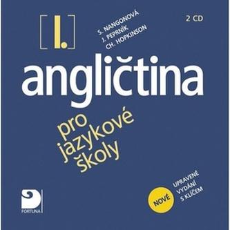 Angličtina pro jazykové školy I. 2 CD - Stella Nangonová