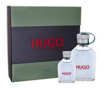 HUGO BOSS Hugo Man toaletní voda 125 ml + toaletní voda 40 ml