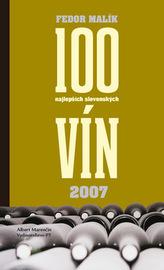 100 najlepších slovenských vín 2007