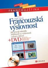 Francouzská výslovnost + DVD