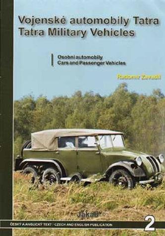 Vojenské automobily Tatra Osobní automobily