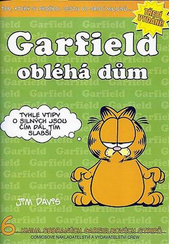 Garfield obléhá dům