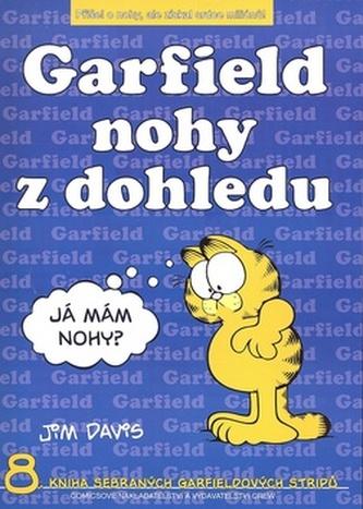 Garfield nohy z dohledu