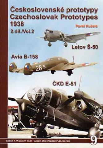 Československé prototypy 1938 - 2. díl - Pavel Kučera
