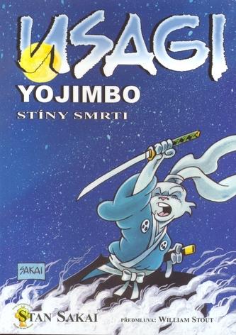 Usagi Jojimbo - Stíny smrti