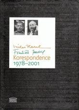 Korespondence 1978 - 2001