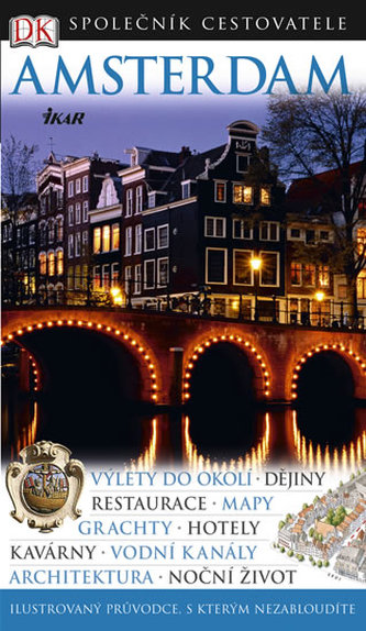 Amsterdam - Společník cestovatele - 2. vydání