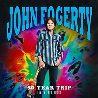 50 Year Trip - Live At Red Rocks - Fogerty, John