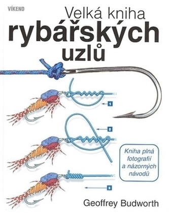 Velká kniha rybářských uzlů