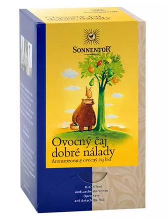 Sonnentor - Ovocný čaj dobré nálady bio porcovaný 45g