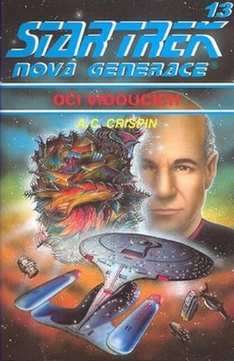 Star Trek Nová generace 13 Oči vidoucích