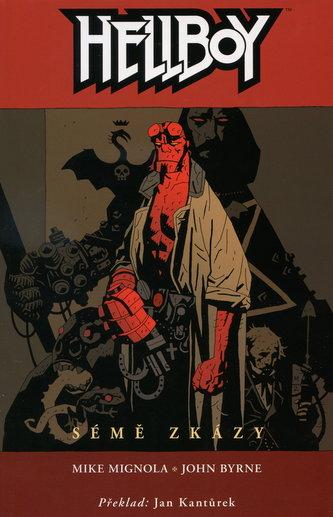 Hellboy Sémě zkázy