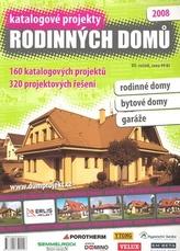 Katalogové projekty rodinných domů 2008