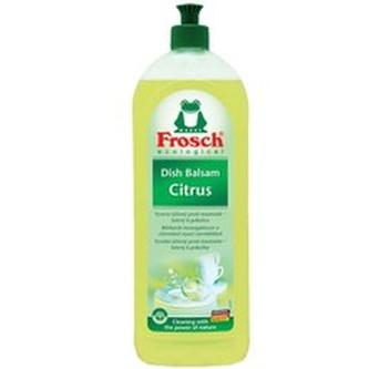 Frosch Citrusový balzám na nádobí 750 ml pro muže