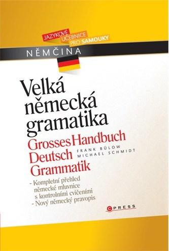 Velká kniha německé gramatiky