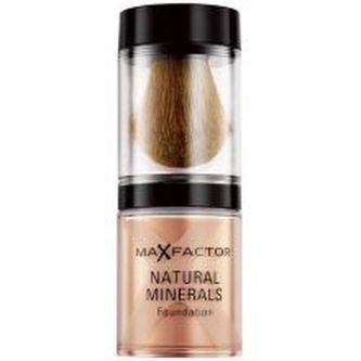 Max Factor Natural Minerals Foundation - Minerální pudrový make-up 10 g pro ženy
