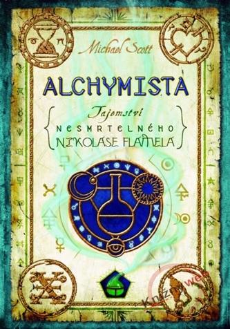 Alchymista - Tajemství nesmrtelného Nikolase Flamela