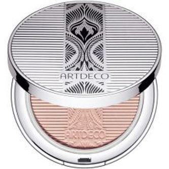 Artdeco Glam Vintage Compact Powder - Kompaktní pudr 10 g pro ženy