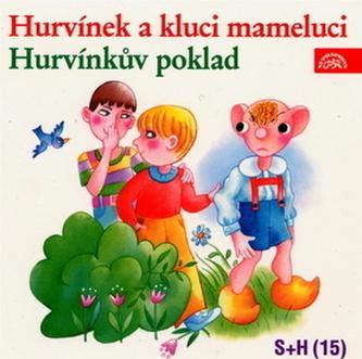 Hurvínek a kluci mameluci, Hurvínkův poklad - CD - Divadlo S + H