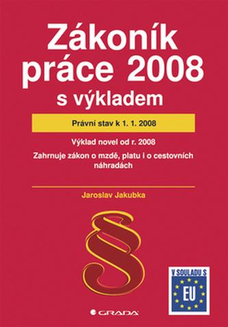 Zákoník práce 2008