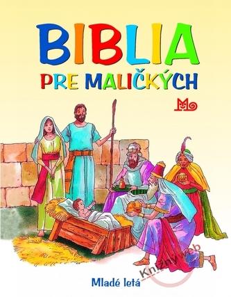 Biblia pre maličkých - 3.vydanie