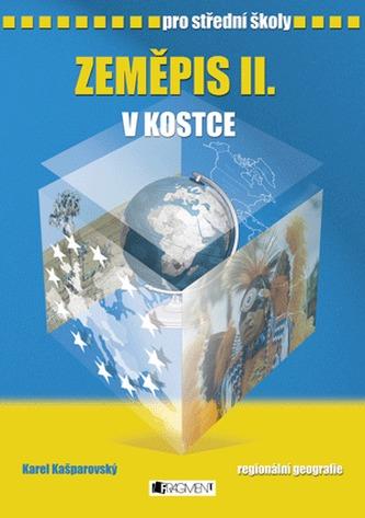 Zeměpis II. v kostce pro střední školy - Náhled učebnice