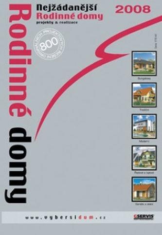 Rodinné domy 2008