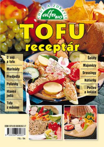 Tofu receptár