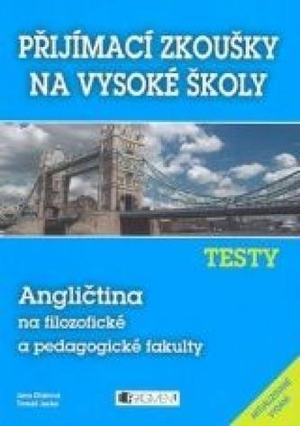 Testy Angličtina na filozofické a pedagogické fakulty