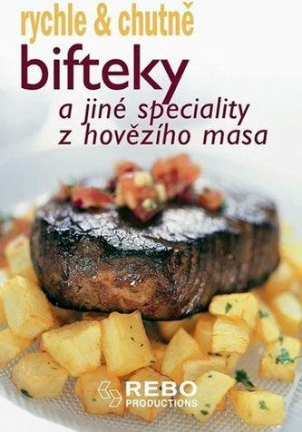 Bifteky a jiné speciality z hovězího masa
