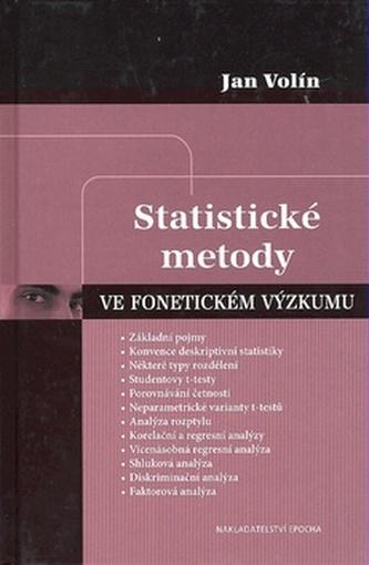 Statistické metody ve fonetickém výzkumu