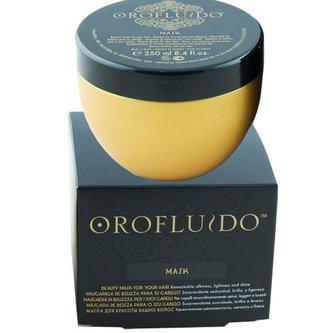 Orofluido - Orofluido Mask - maska na vlasy - 250 ml