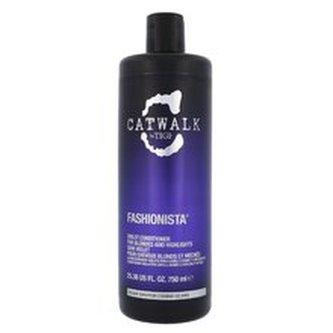 Tigi Catwalk Fashionista Violet Conditioner - Kondicionér pro blond vlasy 250 ml pro ženy