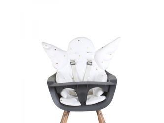 Sedací podložka do dětské židličky Angel Gold Dots - Childhome