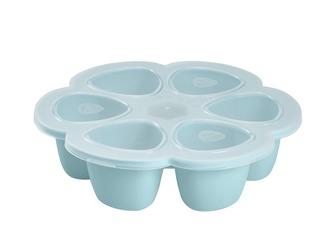 Multi-dávkovač na jídlo 6x90ml modrý - Beaba