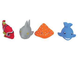 Hračky do vody rybky 4ks - Ludi, Regula
