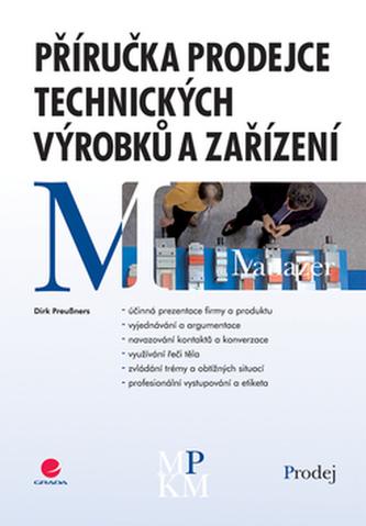 Příručka prodejce technických výrobků a zařízení