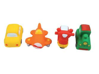 Hračky do vody transport 4ks - Ludi, Regula